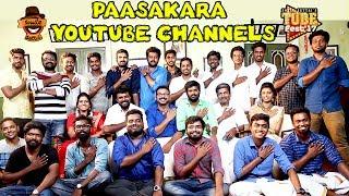 Paasakara Youtube Channels | Tube Fest 2k17 Promo | Smile Settai