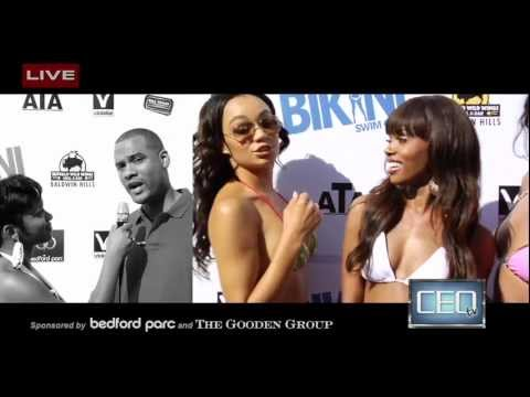 BIKINI SWIM CLUB-LA PREMIERE hosted at Bedford Parc LIVE on CEO TV