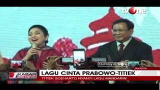 Video Titiek Soeharto Senandungkan Lagu Cinta Berbahasa Mandarin di Hadapan Prabowo MP3, 3GP, MP4, WEBM, AVI, FLV April 2019