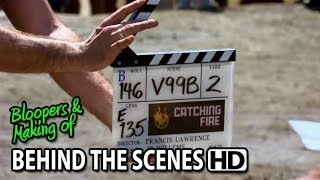 The Hunger Games: Catching Fire (2013) Making of&Behind the Scenes