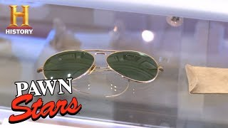 Pawn Stars: George Bush's Sunglasses | History