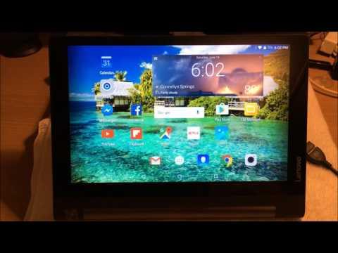Lenovo Yoga Tab3 10.1