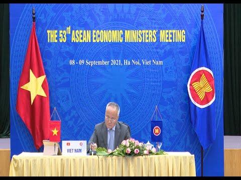 Hội nghị Bộ trưởng Kinh tế ASEAN lần thứ 53