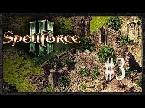 Spellforce 3 Прохождение - Валим Эльфов И Спасаем Лианнон