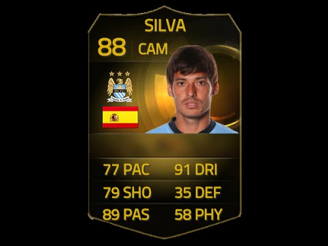 88 - Fifa 15 if david silva 88 player review and in game stats. BUY COINS - FAST & RELIABLE: http://www.battilay.net Use code: ITANI for 5% off Cheap PSN Cards & Microsoft Points: http://goo.gl/JWfIsK...