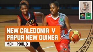 Watch the Full Game New Caledonia v Papua New Guinea from the 2014 FIBA Oceania U19 Championship in Suva, Fiji on the...