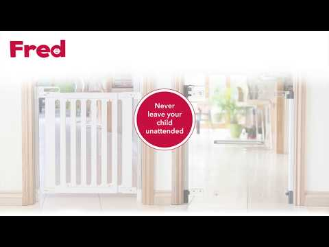 Fred Stair Gate You Can Do It Fitting Video