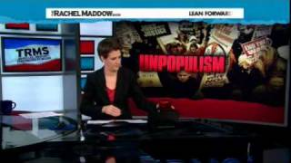 Maddow 3-10-11: State Politics Go Nuclear