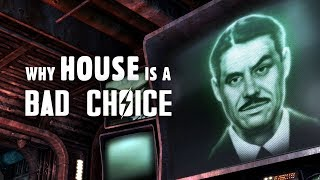 Video Why Robert House is a Bad Choice - Fallout New Vegas Lore MP3, 3GP, MP4, WEBM, AVI, FLV Oktober 2018