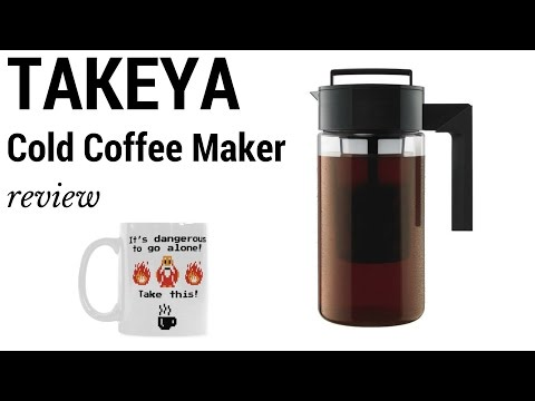 Takeya's Cold Brew Coffee Maker Review