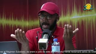 Julio Alberto Martinez comenta sobre la crisis en Venezuela