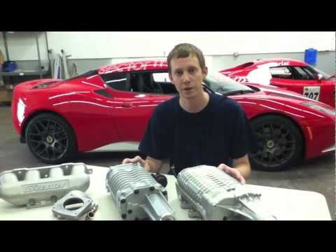 supercharger - Ryan Kuhlenbeck from Sector111 & Secant Vehicles discusses the components & functions of the Roots-type superchargers used on the Toyota 2ZZ-GE in Lotus appl...