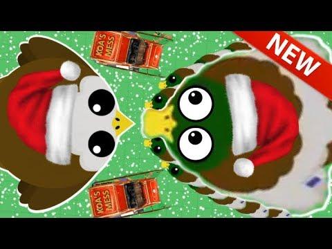 MOPE.IO DUCK NEW UPDATE + CHRISTMAS SOON! *SECRET* DEVELOPER PRIVATE SERVER UPDATE (Mopeio Gameplay)