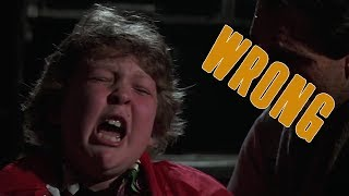 Video Why you're WRONG about the Goonies MP3, 3GP, MP4, WEBM, AVI, FLV Februari 2018