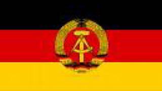 Die Hymne der DDR! Auferstanden aus Ruinen die damalige DDR Hymne. Der Text der Hymne stammt von Johannes R. Becher, die Melodie komponierte ...