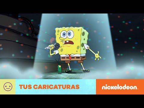 Bob Esponja | Soy un Cacahuate | Nickelodeon en Español