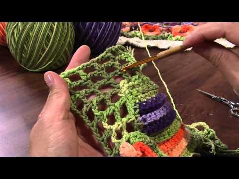 Mulher.com 27/05/2013 Cristina Luriko - Tapete em pontos baixos Parte 2/2