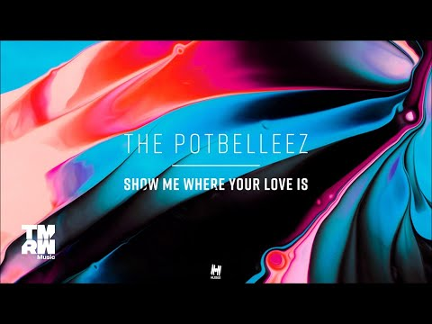 The Potbelleez - Show Me Where Your Love Is (Bombs Away Remix)