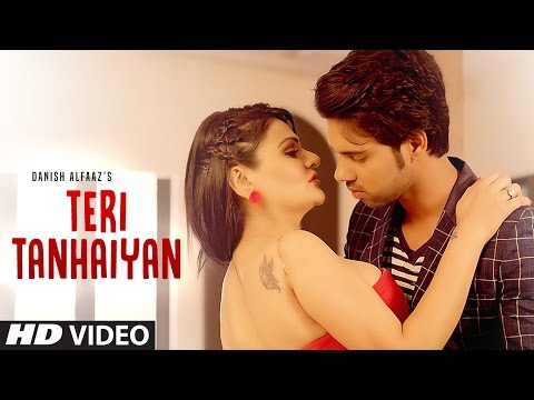 Video Teri Tanhaiyan Latest Video Song | Danish Alfaaz, Poonam Chopra, Alex download in MP3, 3GP, MP4, WEBM, AVI, FLV January 2017