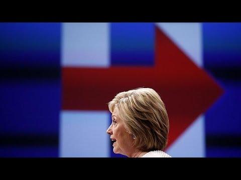 Η ενότητα των Δημοκρατικών, το «στοίχημα» της Χίλαρι Κλίντον