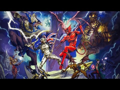 Iron Maiden: Legacy of the Beast – Official Gameplay Trailer