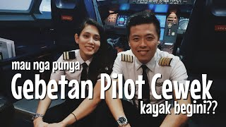 Video Uji Coba Pilot Cewe Yang Ga Biasa Terbangkan Pesawat Besar MP3, 3GP, MP4, WEBM, AVI, FLV Februari 2019