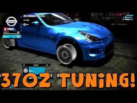 THE CREW | Beta | Nissan 370z | Tuning! Exterior and Interior Customization
