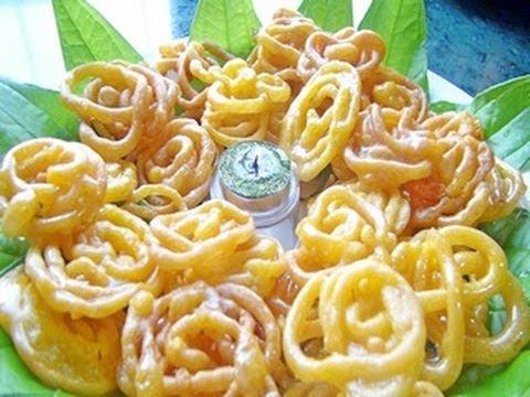 Jalebi Recipe – Indian Sweet Recipe