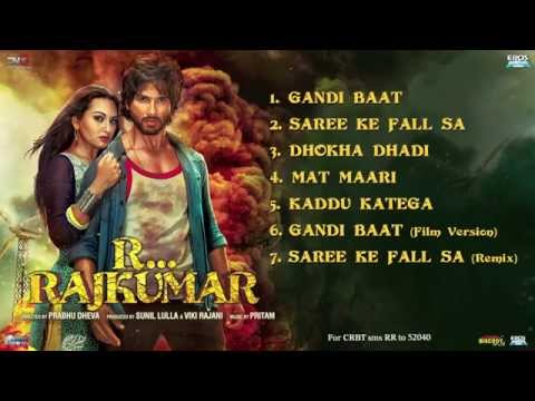 Jukebox - Listen to full songs of R...Rajkumar To watch more log on to http://www.erosnow.com/ For all the updates on our movies and more: https://twitter.com/#!/ErosN...
