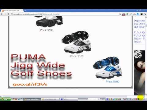 PUMA Golf Shoes - Michael Dadona Sales