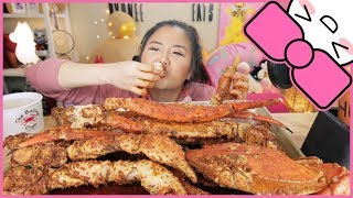 Video KING CRAB LEGS + DUNGENESS CRAB | MUKBANG MP3, 3GP, MP4, WEBM, AVI, FLV September 2018