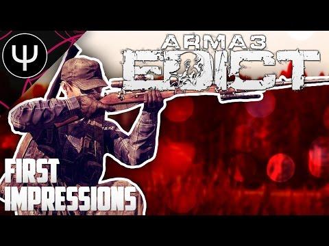 ARMA 3: EDICT Mod — First Impressions (видео)