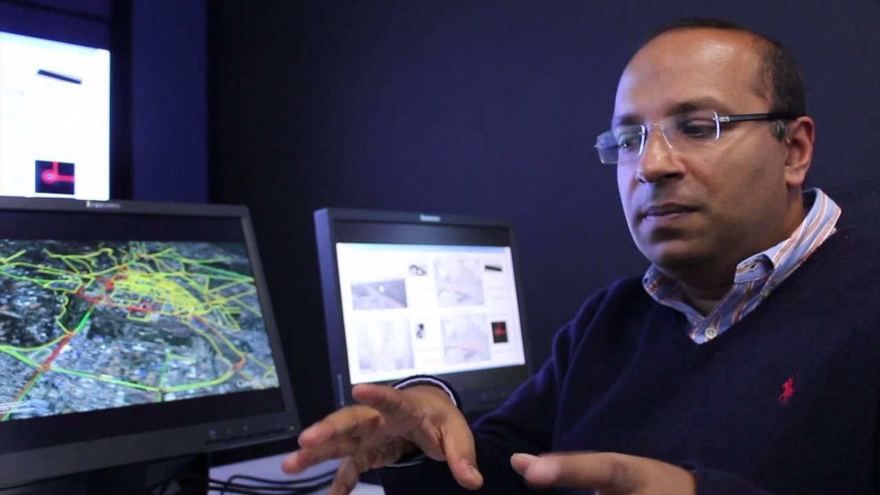 Kamal Bhattacharya, IBM Research Africa on using traffic flow data in Nairobi to improve the city