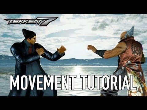 Tekken 7 – PS4/XB1/PC – Movement (Tutorial Video)