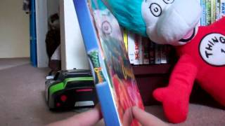 Spooky Buddies Dvd Unboxing