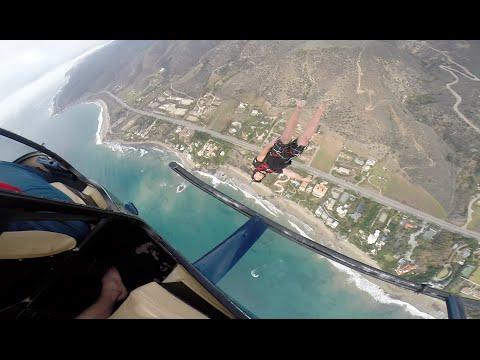 Skydive Malibu Beach