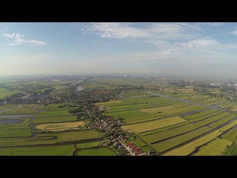 Zaandam Drone Video