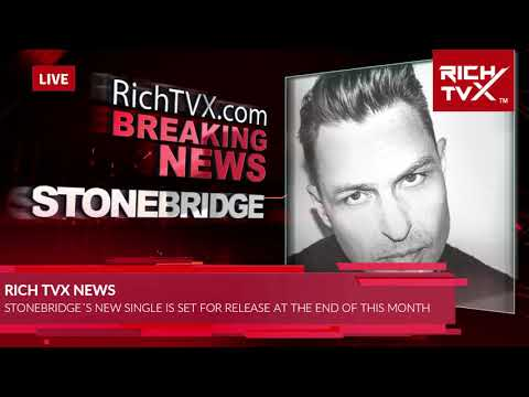 World Exclusive: StoneBridge featuring DiscoVer. – Not Alone – Release date: March 29