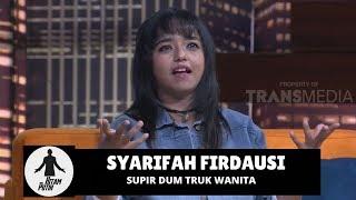 Video SYARIFAH FIRDAUSI, SUPIR TRUK WANITA | HITAM PUTIH (19/12/17) 3-4 MP3, 3GP, MP4, WEBM, AVI, FLV Maret 2019