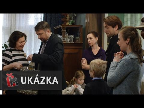 Bába z ledu (2017) - Ukázka natáčení z vily Hany