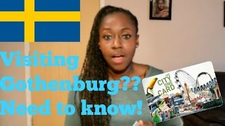 My review of the city card for travelling in Gothenburg, Sweden! Wish I had this information before! Hope you enjoy and comment, ...