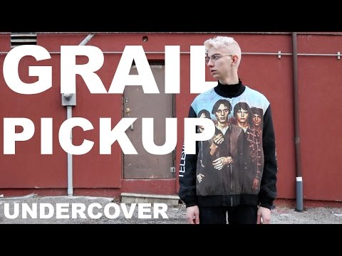 GRAIL PICKUP | Undercover Television Bomber