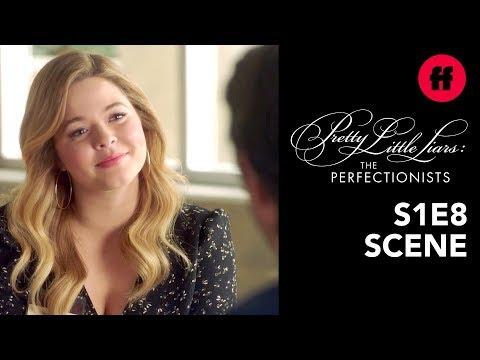 Pretty Little Liars: The Perfectionists | Season 1, Episode 8: Ali Meets A Handsome Professor