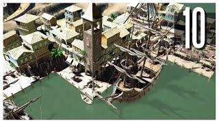 Planet Coaster - Ep.10 : Town Expansion & Details!