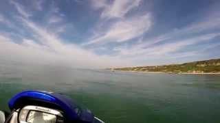 2. Jet Ski Kawasaki STX-15F - 17.04.2014 - Top speed