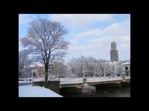 Winter in Zwolle 2010