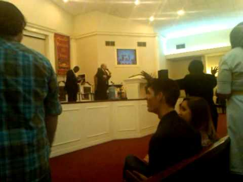 Dr. Lester Roch – Apostolic Tabernacle – Houston 2/4