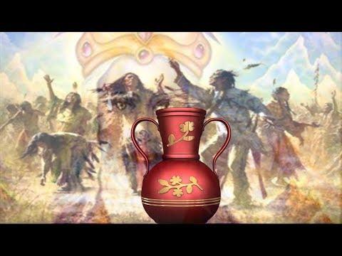 Los Hopis, La Jarra Mágica Y El Inicio De Sus Migraciones, Parte 11
