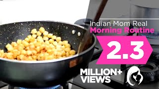 Nonton Indian Mom Real Morning Routine 2017 -  Kid's School, Husband's Office Morning Preparation Film Subtitle Indonesia Streaming Movie Download