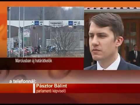 Híradó - Módosult az átkelés a tiszaszigeti határátkelőn-cover